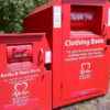 Clothes bank