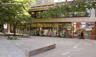 LSBU student centre
