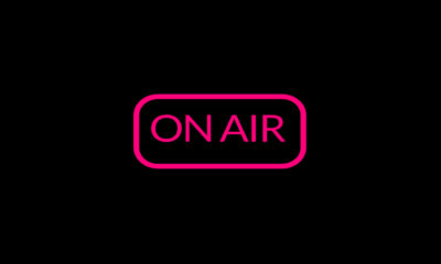 RAJAR on air sign