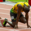 bolt ready for start