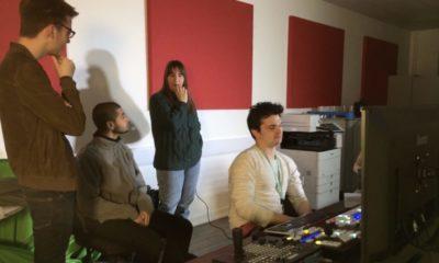 London South Bank University Journalism Students