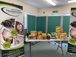 Hedgecock Community Centre Food Bank