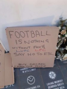 Protest Cardboard